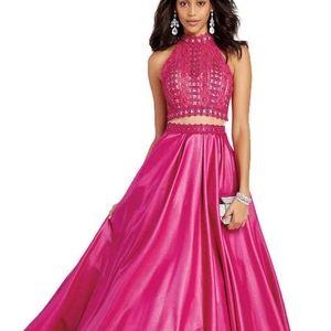 Alice Paris 2 piece formal dress